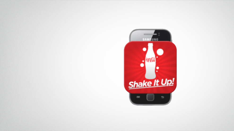 'Shake it Up' 2pm to 6pm app